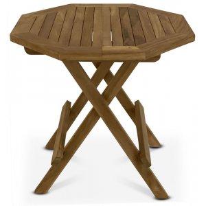 Grunnebo matbord oktagon 50 cm - Teak