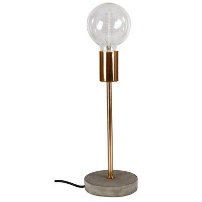 Bellö bordslampa - Koppar/Cement