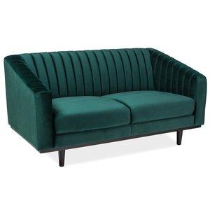 Alden soffa - Mörk grön