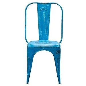 Melissa stol - Blå