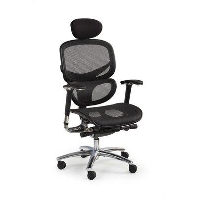 Nia kontorsstol - svart