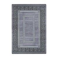 Maskinvävd matta Palmira - Grå