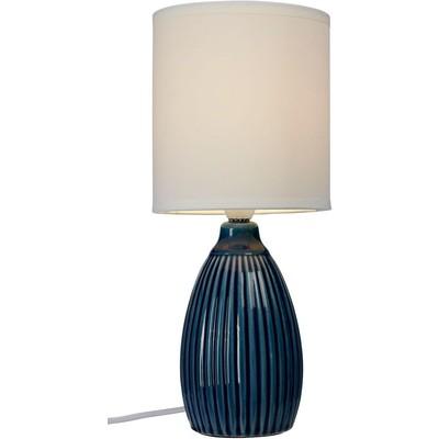 Trivial bordslampa - Blå