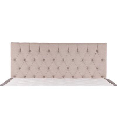 Linne sänggavel vägghängd - 180 cm