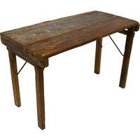 Hardenberg skrivbord - Vintage trä
