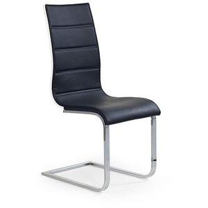 Stol Ronja - Vit/svart