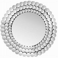 Taste spegel 80 cm - Spegelglas