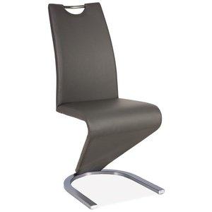 Lillie stol - Grå