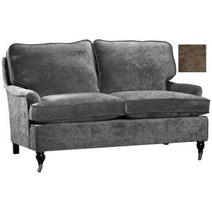 Howard Classic 3-sits soffa - Grå
