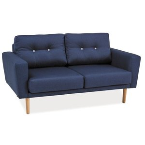 Aubrie 2-sits soffa - Valfri färg!