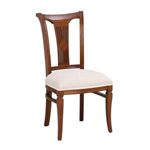 Rohan stol - Valnöt/beige