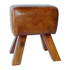 Kenth pall - Trä/läder