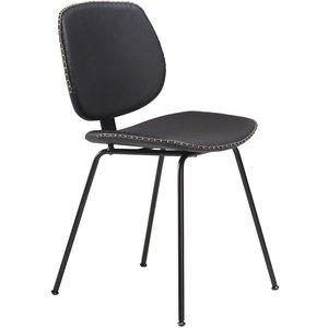 Prime stol - Svart