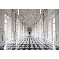 Glastavla Palace Corridor - 120x80 cm