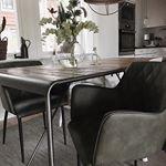 M?nadens kundbild f?r september gick till @homeandlivingby_susanne Stort grattis! ?r det bara vi som tyckte att v?ra Rombo karmstolar gjorde ypperligt bra ifr?n sig h?r ~ ~ ~ #trendrum #interiordesign #interior #inredning #furniture #design #scandinaviandesign #home #homeinspo #inspiration #interior123 #picoftheday #potd #beautiful #style #decoration #decor #kitchen #dining #diningroom #sweden #swedish #kitchen #chair #hemma #webshop #grey #black #white #k?k #k?ksinspiration