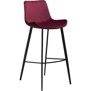 Hype barstol - Röd