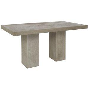 Mimir matbord - Naturgrå betong