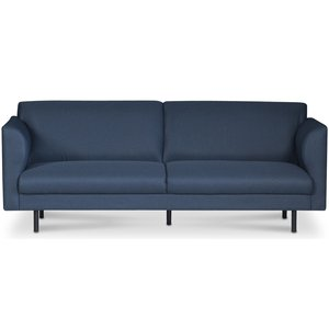Dress 3-sits soffa - Mörkblå
