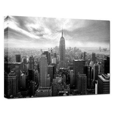 Canvastavla Manhattan