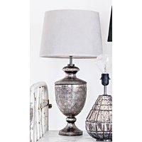 Bordslampa silver light 43