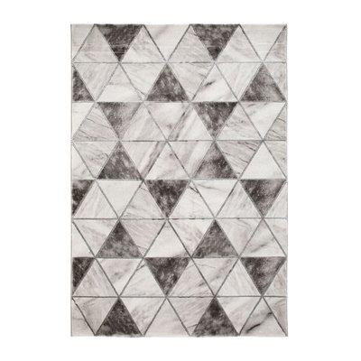 Maskinvävd matta - Craft Trendy Silver