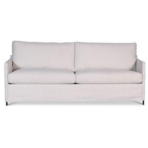 Depart 3-sits soffa loose cover - Ljusbeige (Linnetyg)