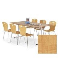 Konferens bord fällbart 180 cm bord - Al