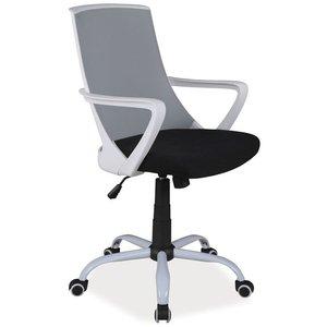 Raina skrivbordsstol - Grå