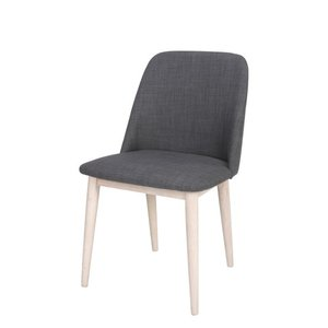 Spokane stol Grå