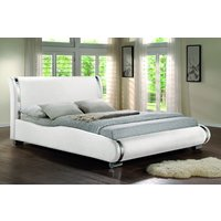 Säng DeKalb 160x200 färg vit