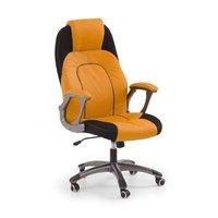 Claudia stol - orange/svart