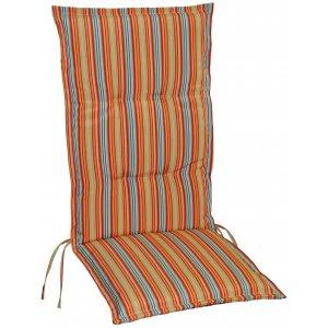 Vinge dyna till positionsstol och hammock- Orange/Röd/Grön/Brun
