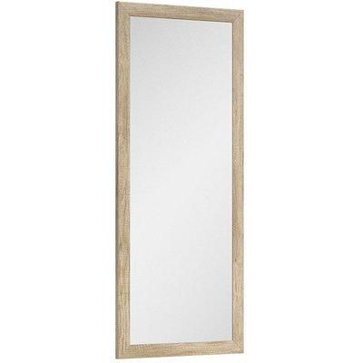 Filippa spegel 116x49 cm - Ljus ek