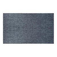 Flatvävd / slätvävd matta Colbert - Antracit - 50x80 cm