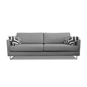 Badessa 3-sits soffa - Breda ben - Valfri färg!