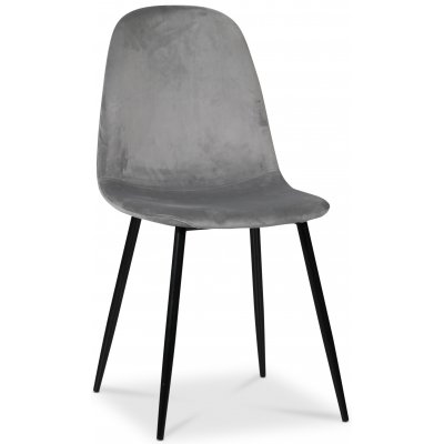 Carisma stol - Grå/svart