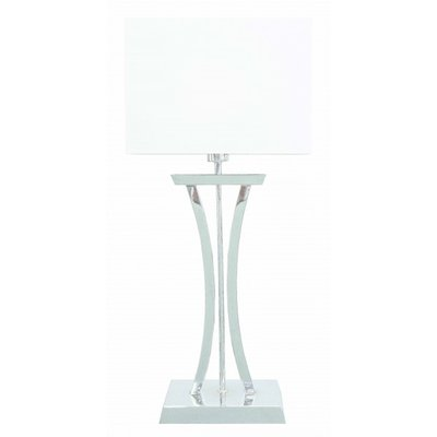 Chelsea XL bordslampa - Krom