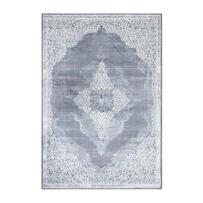 Maskinvävd matta Gry - Silver