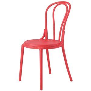 Karlstorp matstol - Röd