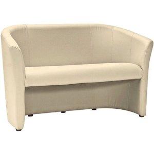 Lilyanna 2-sits soffa - Krämvit