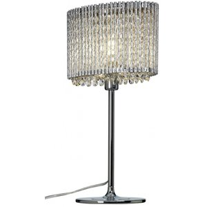 Avenue bordslampa - Kristall
