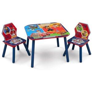Paw Patrol bord och stolar