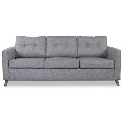Weekend 3-sits soffa - Ljusgrå