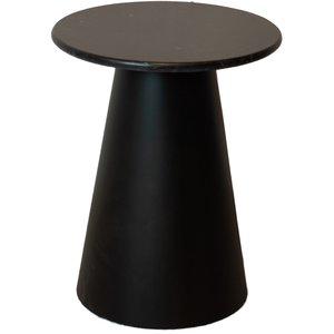 Lance lampbord H48,5 cm - Marmor (svart) / Plåt & 3890.00