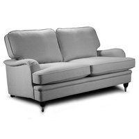 Howard Oxford 2.5-sits soffa - Ljusgrå