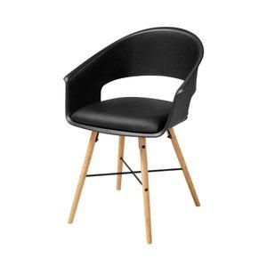 Tito stol - Svart