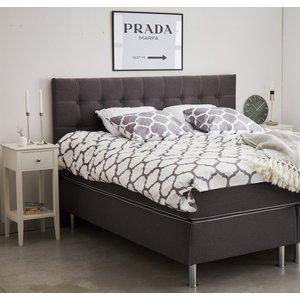 Premium Sänggavel - Grå