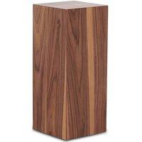 Piedestal LineDesign wood 60 cm - Valnöt