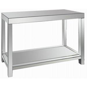 Spegel avlastningsbord - Spegelglas