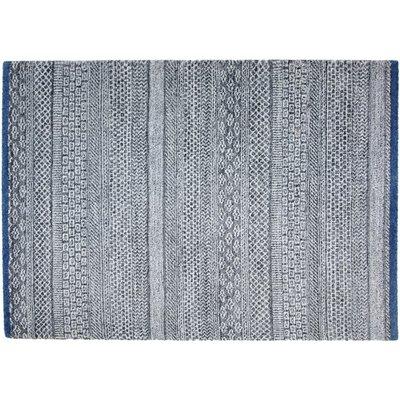 Wiltonmatta Väddö - Antracite/blå